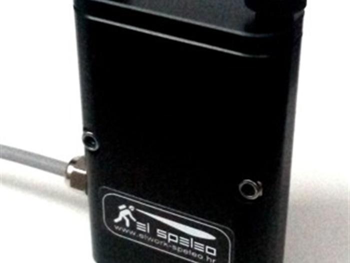 TERRA waterproof battery box for 2x18650 cells